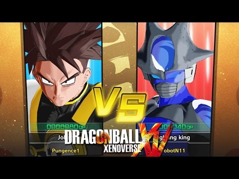 Dragon Ball Xenoverse - RANKING UP IN THE WORLD TOURNAMENT - (Xbox One Gameplay) E119 | Pungence