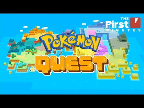 Pokémon Quest: The First 22 Minutes (Nintendo Switch)