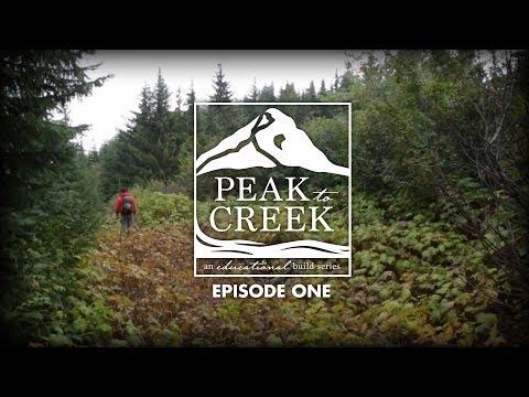 Peak to Creek: The Retallack Trailbuilding Experience // Episode One