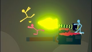 THE ULTIMATE STICK FIGHTING GAME! (Stick Fight: The Game)