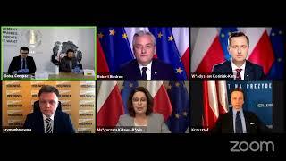 Debata klimatyczna z udziałem kandydatów na prezydenta - 22.04.2020