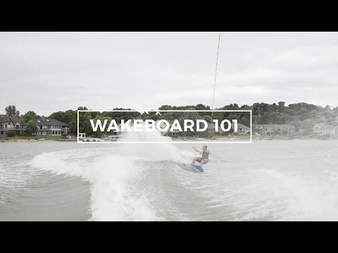 How to Wakeboard | Heelside Wake-to-Wake Jump