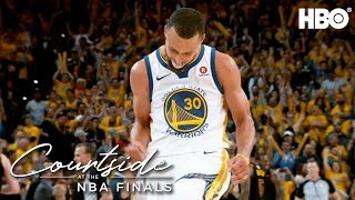 Courtside at the NBA Finals: Warriors vs. Cavs (2018)   HBO