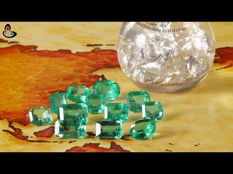 Beautiful Colombian Emerald Hermosa esmeralda preciosa colombiana