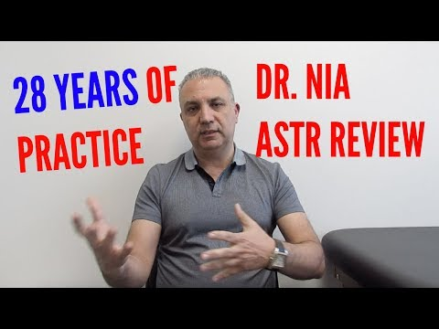 Dr. Nia (Chiropractor) Advanced Soft Tissue Release Review