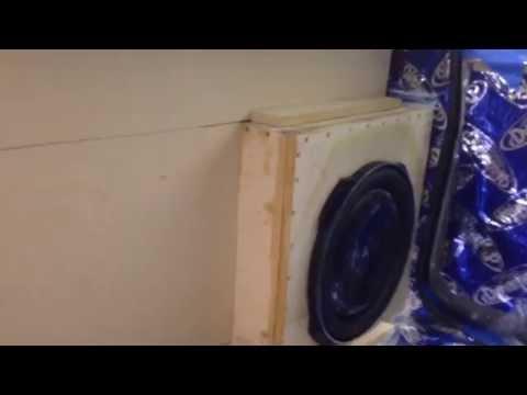 Forgiato 1965 El Camino Episode 9- Custom Box For JL Audio Dual 13TW5D2 Subs