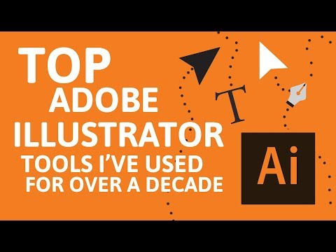 Top Adobe Illustrator Tools I've used for Over a Decade