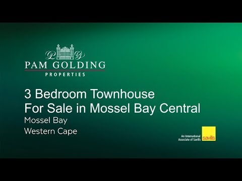3 Bedroom Townhouse For Sale in Mossel Bay | Pam Golding Properties
