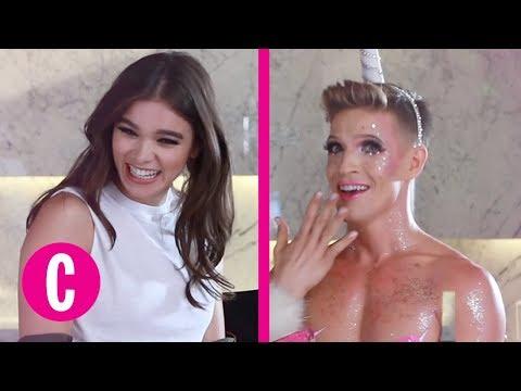 Glitter Fantasy Interviews Hailee Steinfeld   Episode 15   Cosmopolitan
