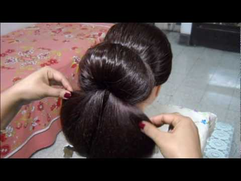 A Very Simple, Easy and Beautiful Hairstyle that will make you look very Stylish.