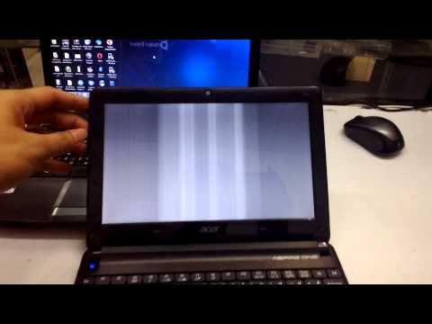 Acer Aspire One LCD Screen Problem