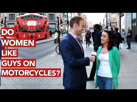 Do women like guys on motorcycles?