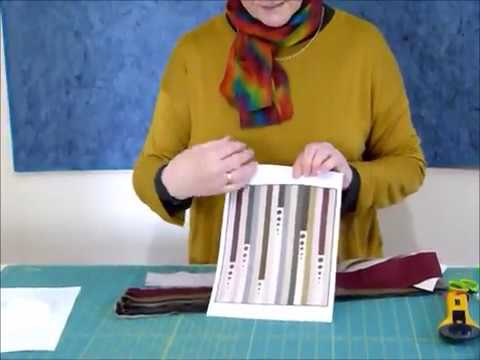 How to make the Dots & Strips Quilt - Quilting Tips & Techniques 217
