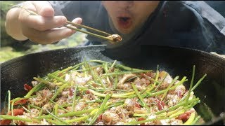 The first time I had eaten the  snails, I didn