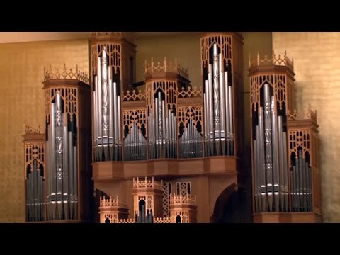 UC Berkeley's Concert Organ Would Make Bach Himself Feel at Home