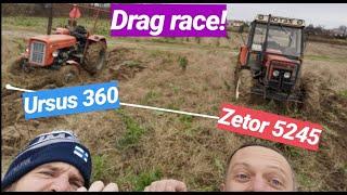 Ovakav drag race još niste vidjeli! 1 na 1 - Juraj Šebalj i Miroslav Zrnčević