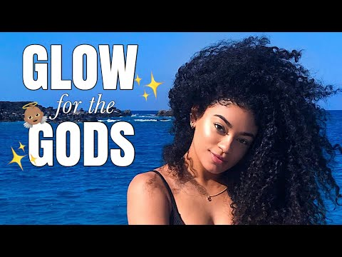 GLOW FOR THE GODS *in 5 minutes!* Natural Glowy Face - Clinique | jasmeannnn
