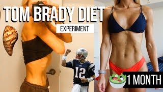 Download I did Tom Brady's INSANE diet for a month and LOST TOO MUCH WEIGHT | Keltie O'Connor Video