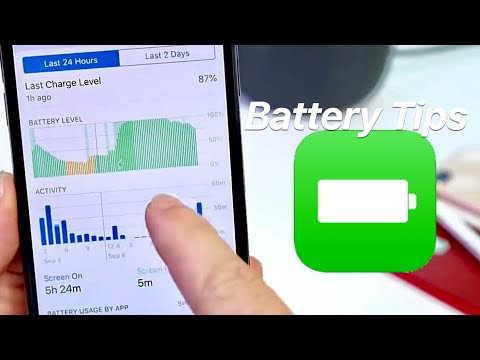 iPhone Battery Saving Tips & Secrets To Get Great Battery Life