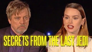 Star Wars 8: The Last Jedi - full Los Angeles press conference (2018)