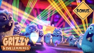 TOP 5  spécial danse ! - Grizzy & les Lemmings