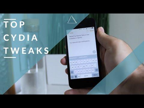 Top Cydia Tweaks For iOS 9/9.3.3 [August 2016] - Week 4