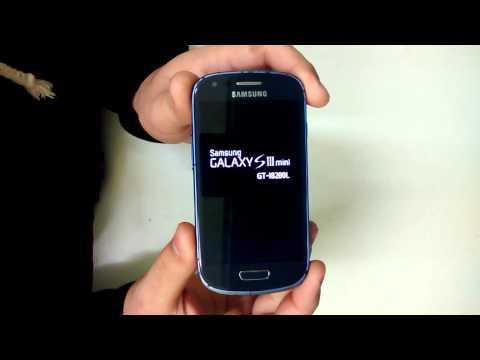 Dr.Celular - Samsung S3 Mini - Hard Reset - Desbloquear - Resetar (modelo i8190/i8200)