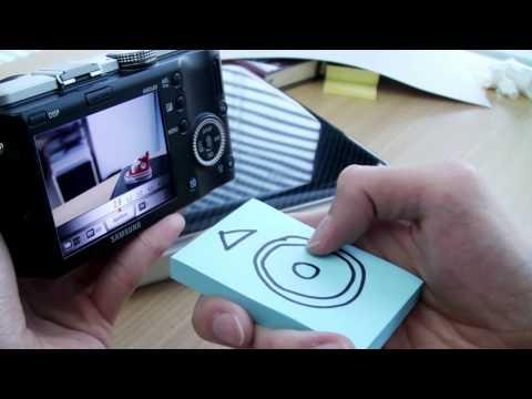Unbelievable Paper Remote Controller