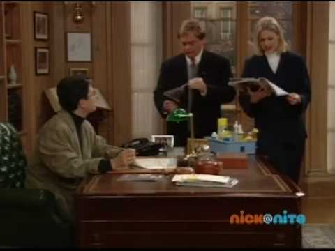 The Nanny: Niles and C.C. - Dating yourself?