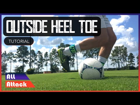 Outside Heel Toe! | Skill Tutorial