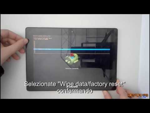 Hard Reset Android Tablet Lenovo