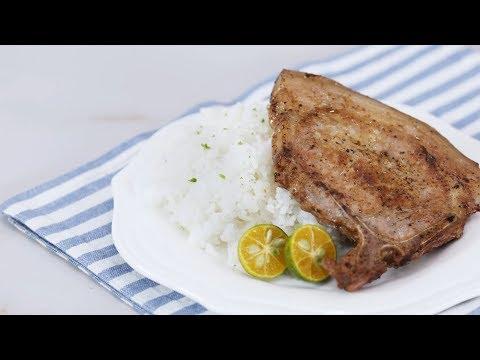 Fried Calamansi Pork Chops Recipe | Yummy Ph