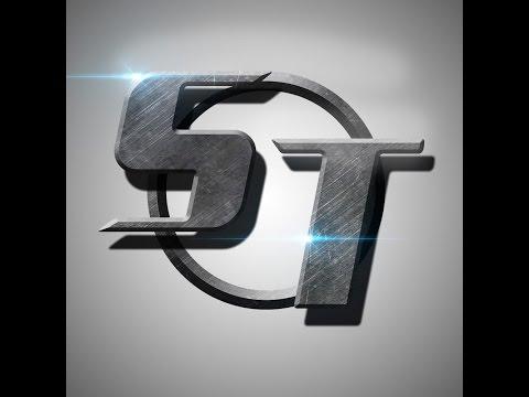 Logo Design (Metal) - Adobe Photoshop CS6 Tutorials