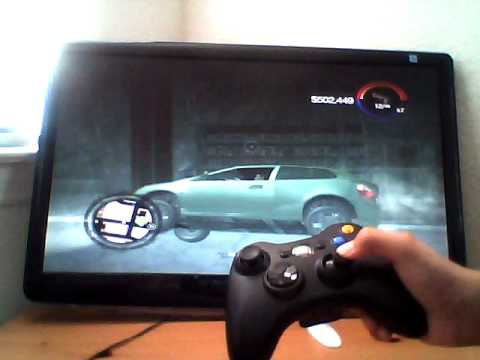 how to use hydraulics and nitrous on saints row 2
