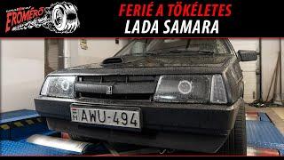 Totalcar Erőmérő: Ferié a tökéletes Lada Samara