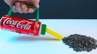 How To Make A Vacuum Cleaner From Coca Cola Top Ideas