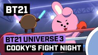 [BT21] BT21 UNIVERSE 3 - COOKY's Fight Night