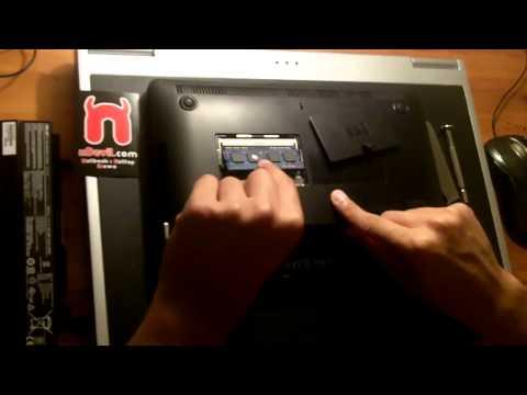 Asus Eee PC R011PX RAM aufrüsten