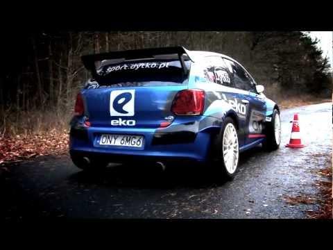 Prototyp VW Polo WRC - Dytko