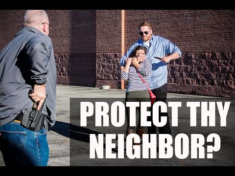 Protect Thy Neighbor in Texas?