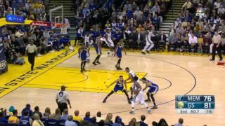 Memphis Grizzlies at Golden State Warriors - March 26, 2017