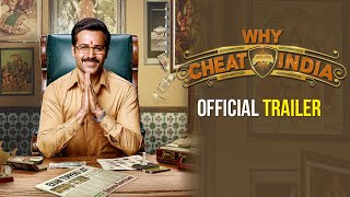 Why Cheat India Trailer , Emraan Hashmi , Soumik Sen , Releasing 18 January