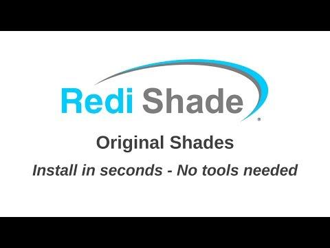 Original Shades by Redi Shade