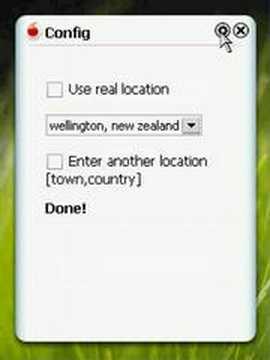 MobileScript: TimeZone Widget