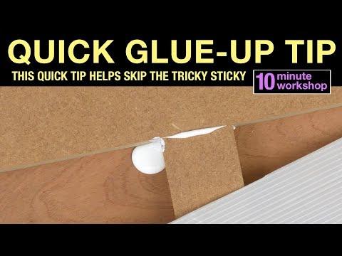 Quick Glue-up Tip #169