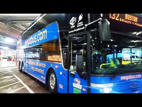 Tips for Taking a Megabus