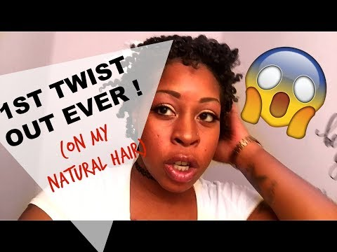 1st Time Wearing Out My Natural Hair! || Natural Hair Update || S. 3 Ep 5