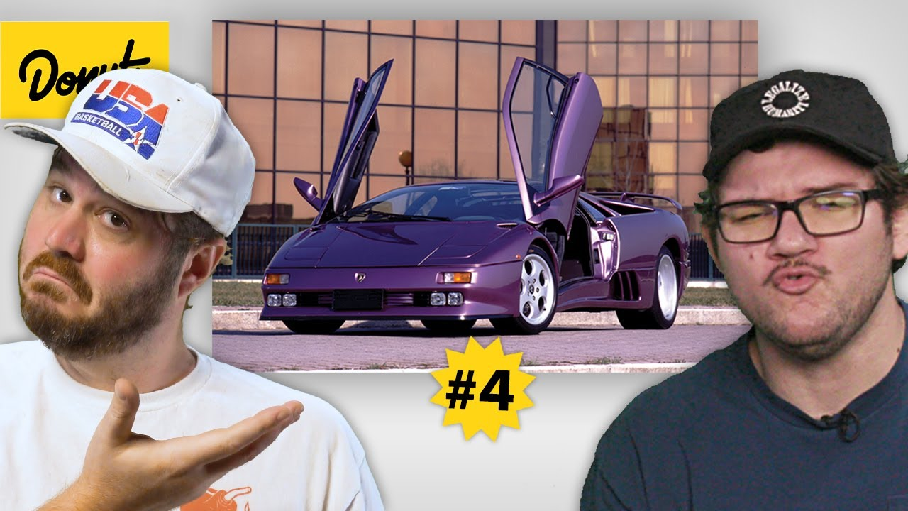We Ranked Every Lamborghini