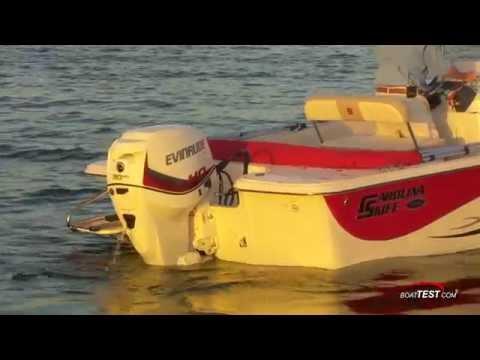 Evinrude E-TEC 90 H.O. Engine Test 2014- By BoatTest.com