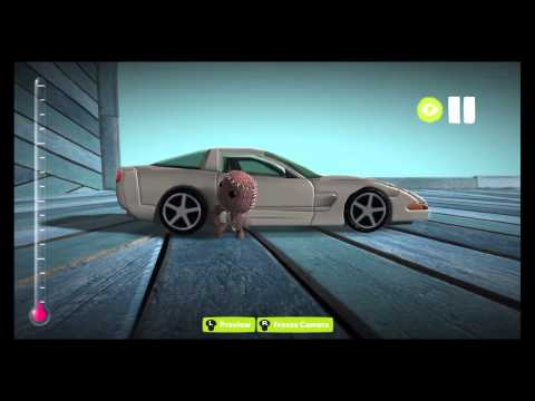 Best Material for Cars!   LBP3 Create Mode